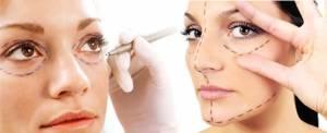 目や鼻は最も簡単な手術