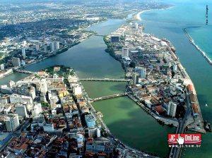 ブラジルのベニス、水の都レシーフェ
