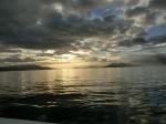 黄昏のビーグル海峡