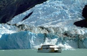 ウプスラ氷河