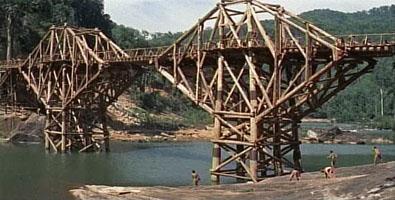 a ponte no rio kwai
